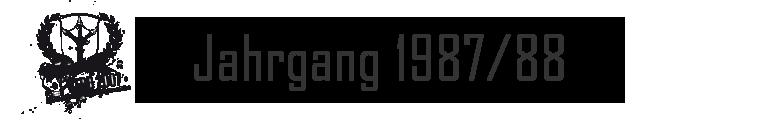 Jahrgang 1987/88 - Kerb 2007